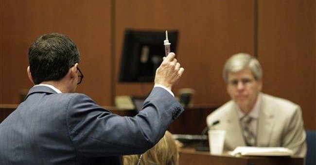 Jackson doctor's defense case expected to start
