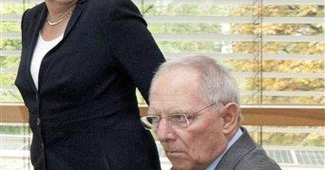 APNewsBreak: Eurozone may leverage bailout fund