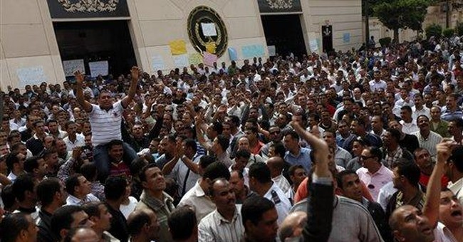 Group warns of cover-up in Egypt Christian deaths