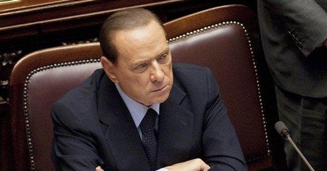 Italy under market pressure as new focus of crisis