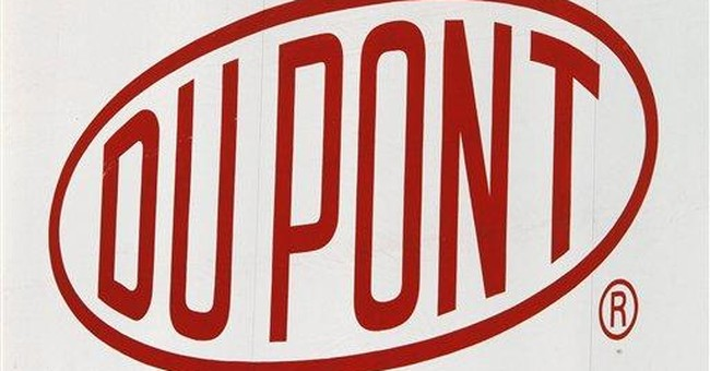 DuPont reports 23 pct increase in 3Q earnings