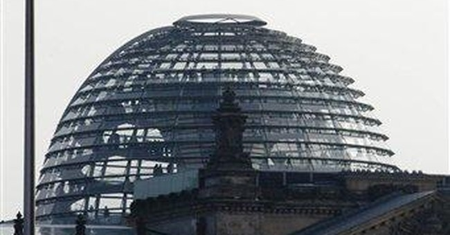 German parliament set to back Merkel on euro fund