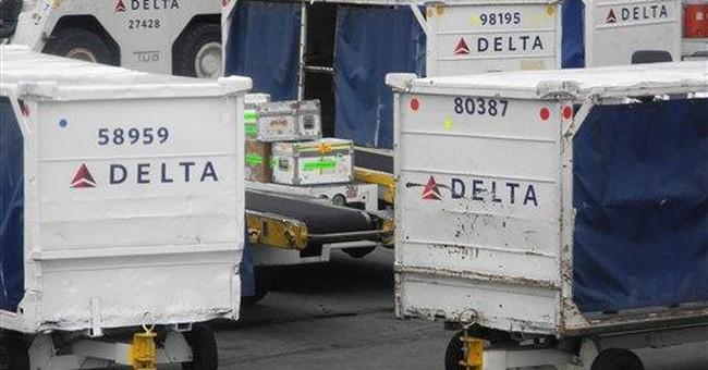 Delta falls short on higher costs, weaker traffic