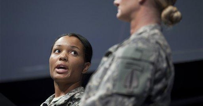Death highlights women's role in Special Ops teams