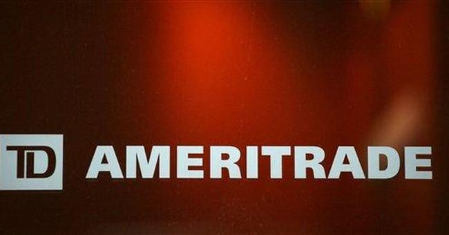 TD Ameritrade 4Q profit up 44 pct on heavy trading