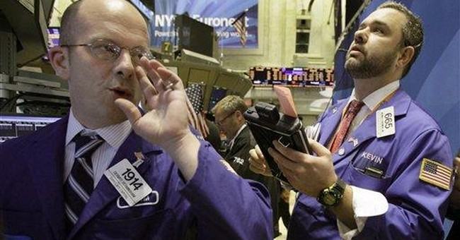 Stocks end higher on reports of help for Europe