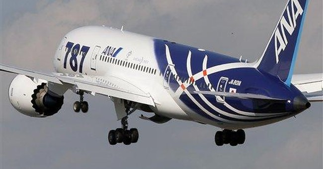 The 787 takes flight, and lives up to its promise