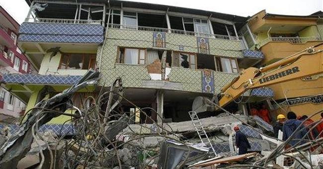 Turkish quake highlights shoddy construction