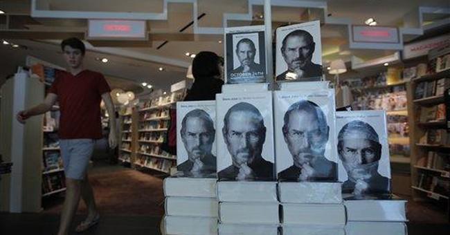 Writer Isaacson on Steve Jobs: 'I just listened'