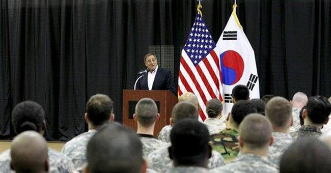 Panetta: US will boost presence against N. Korea