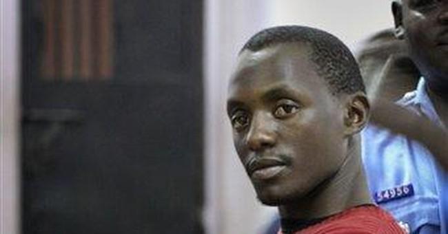 Kenya grenade suspect: I'm an al-Shabab member