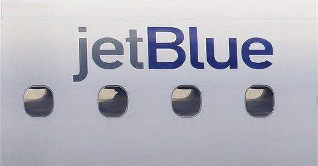 JetBlue profit falls as higher costs crimp sales
