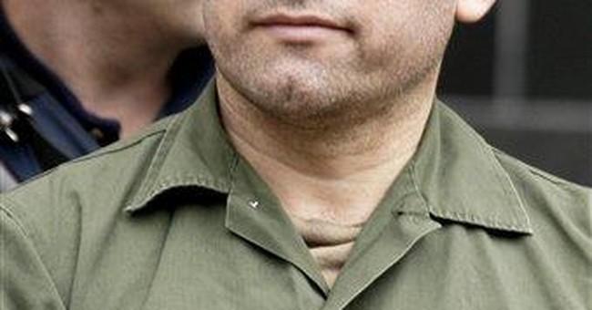 Official: Ex-Gulf cartel boss' nephew held in US