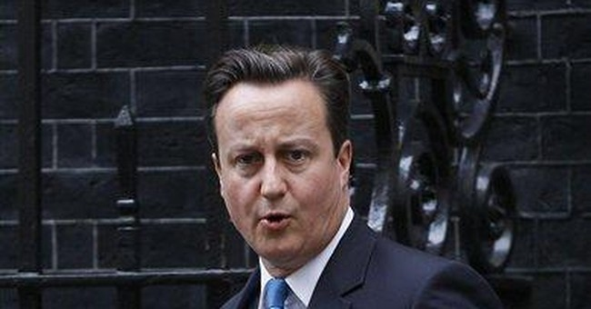 A quiet anniversary for Prime Minister's Questions
