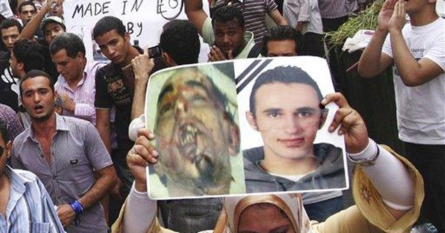 Outcome of police trial in Egypt angers activists