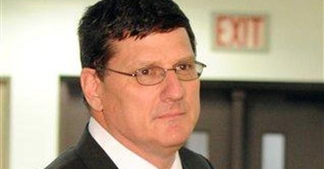 Ex-UN inspector gets prison in Pa. sex case
