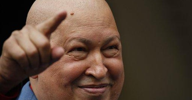 Hugo Chavez sends solidarity to Brazil's Silva