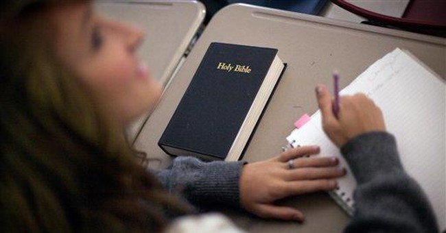 Ga. schools see drop in students for Bible classes