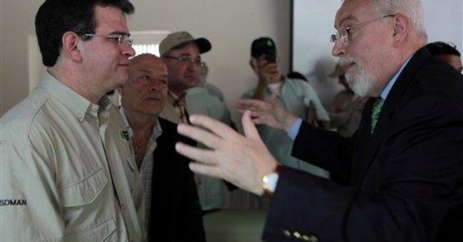 Ex-baseball executive key to anti-Chavez strategy