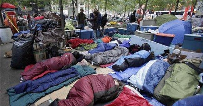 'Occupy' protests give birth to new catchphrase