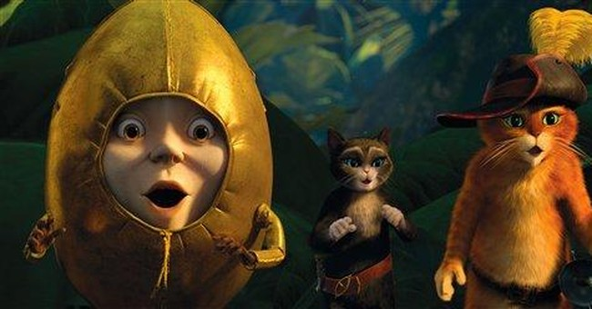 Box Office Preview: 'Puss' in Loot