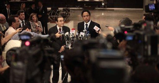Brazil names new sports minister
