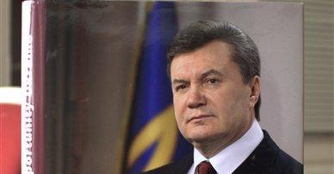 Ukraine's leader accused of plagiarism in new book