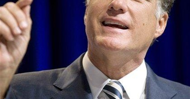 Going off-the-cuff, Romney does himself few favors
