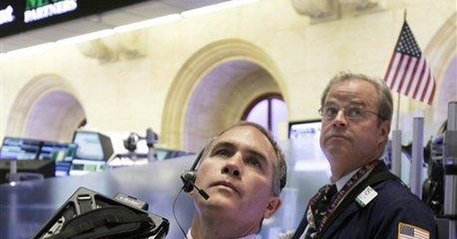 European debt deal lifts Dow by almost 340 points