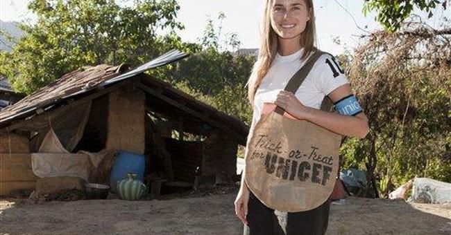 Bush Lauren taps Halloween entrepreneurial spirit