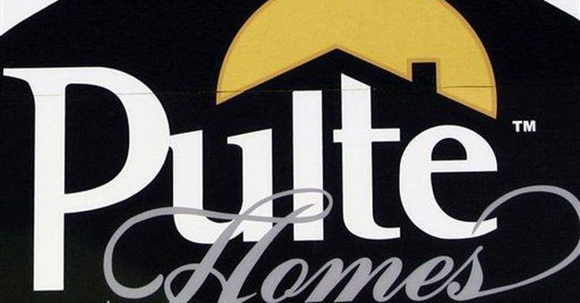 PulteGroup 3Q loss narrows on lower charges