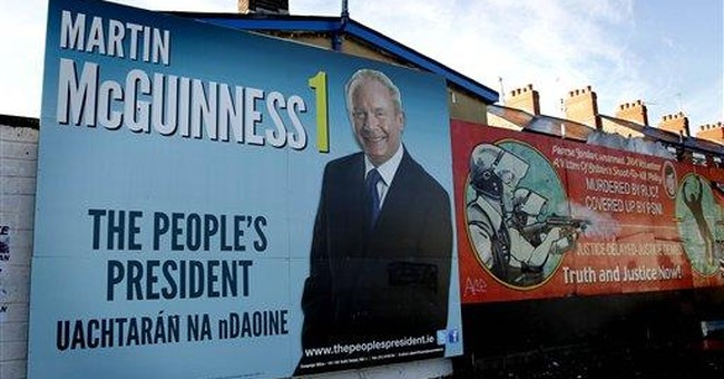 Ireland picks new president from crowded field