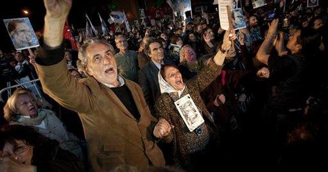 Uruguay lawmakers revoke Dirty War amnesty