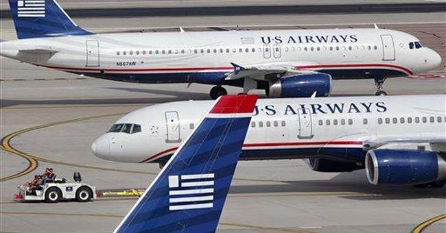 Fuel bill dents US Airways 3Q profit