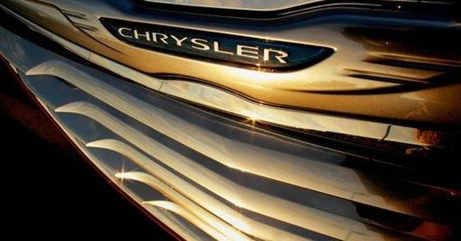Chrysler posts $212M 3Q profit