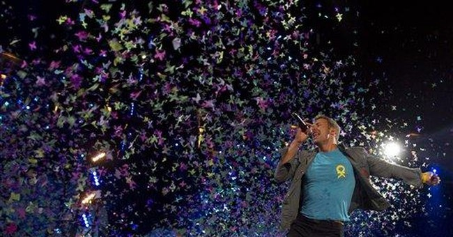 Coldplay keeps 'Mylo Xyloto' off streaming plans