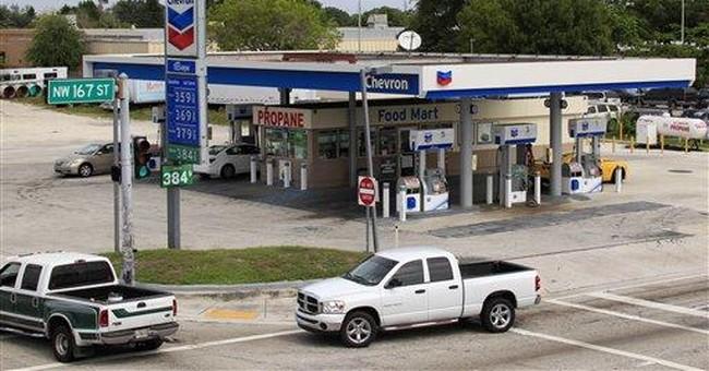 Chevron 3Q profit more than doubles