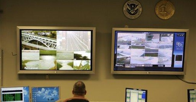 APNewsBreak: US northern border checks scaled back