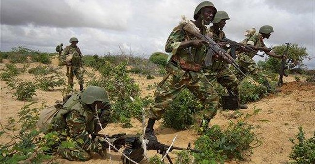 AU: Gunmen have attacked AU base in Somali capital