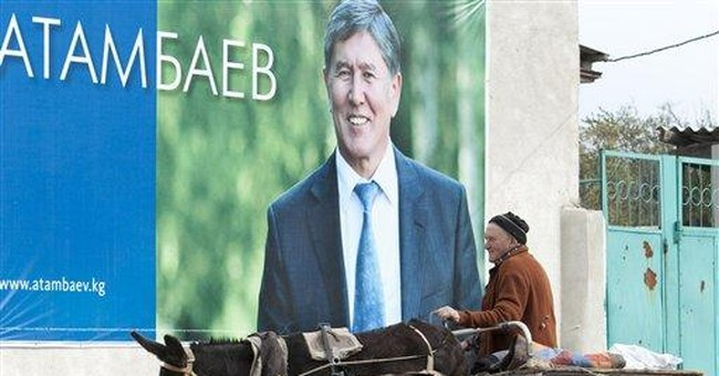 Kyrgyzstan vote shaped by interregional rivalry