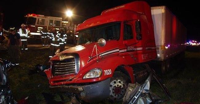 7 relatives killed in crash on Indiana highway