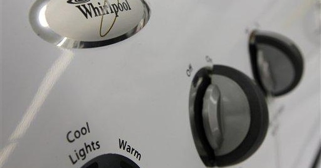 Whirlpool to cut 5,000 jobs to reduce costs
