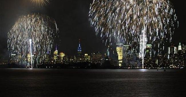 US celebrates Statue of Liberty's 125th birthday