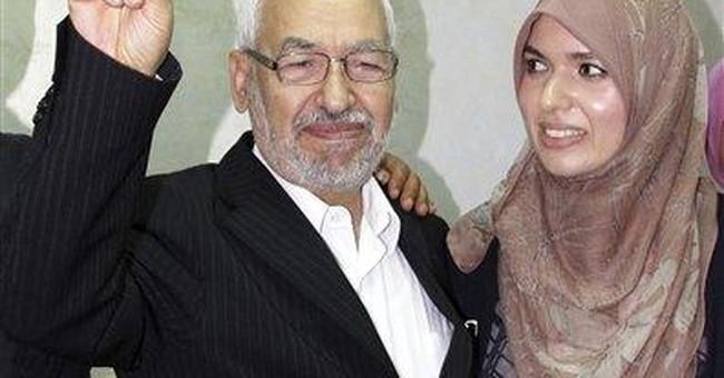 Tunisian Islamist leader seeks calm after unrest