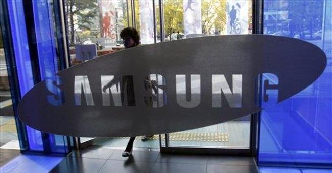 Samsung 3Q profit slides 23 percent