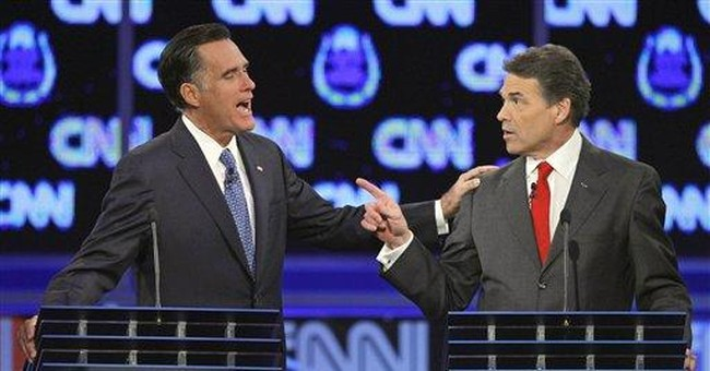 Perry to attend at least 5 more debates
