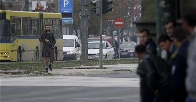 AP Exclusive: Bosnia raids after US embassy attack