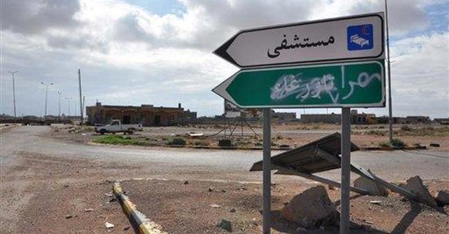 Score-settling after Libya's war casts shadow