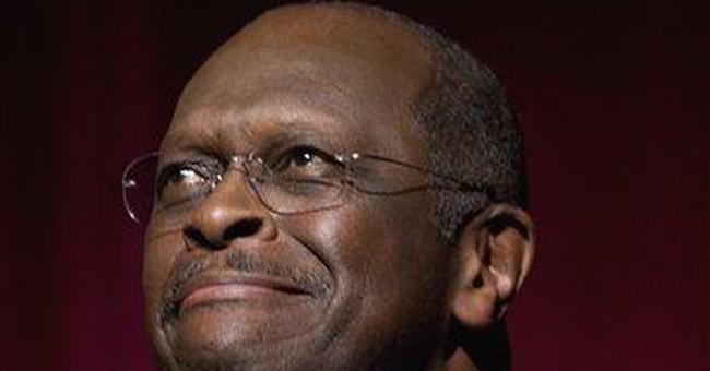Confident Cain plans to cut back campaign events