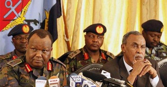 Militants: Somali-American bombed AU base